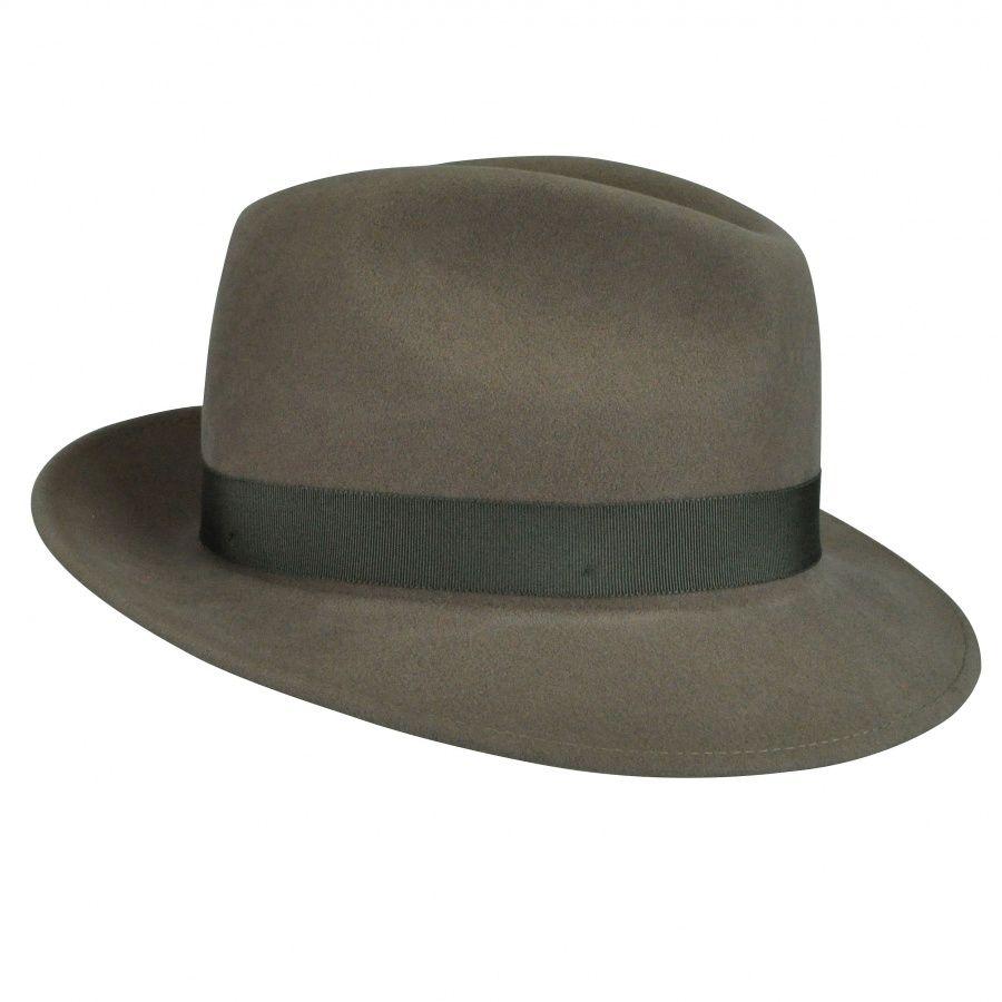 Country Feeling In Adamstown: Bailey Winters Elite Wool Felt Fedora Hat Crushable