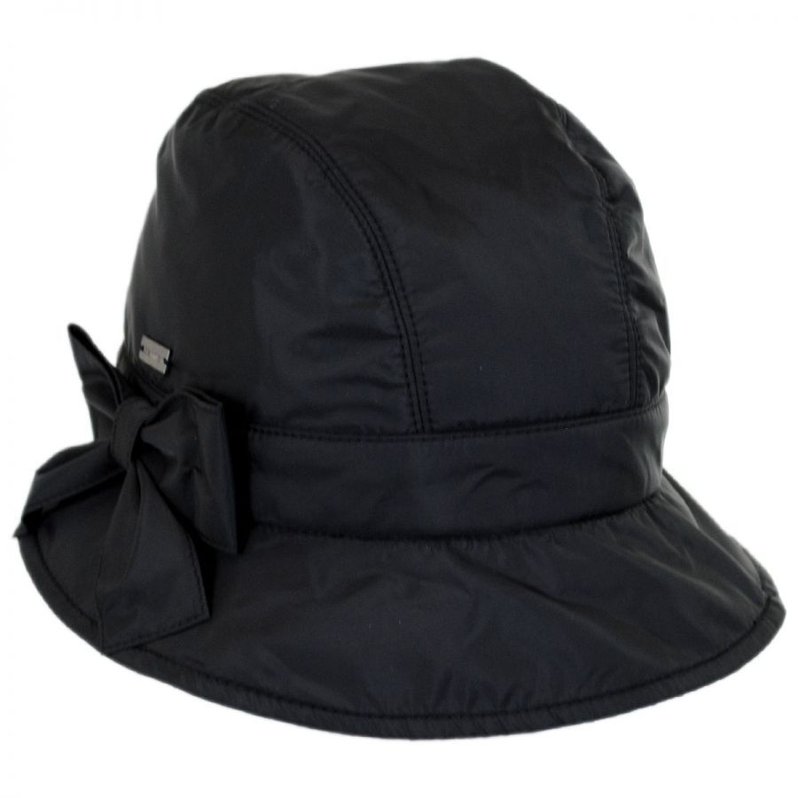 Betmar Maggie Poly Rain Cloche Hat Rain Hats fb2101b2929
