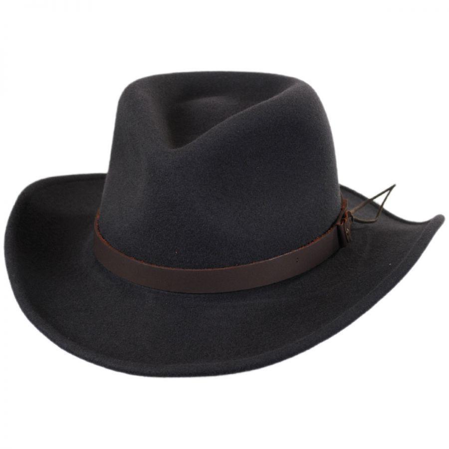 Bailey Caliber Wool LiteFelt Western Hat Western Hats 434cb9a584b