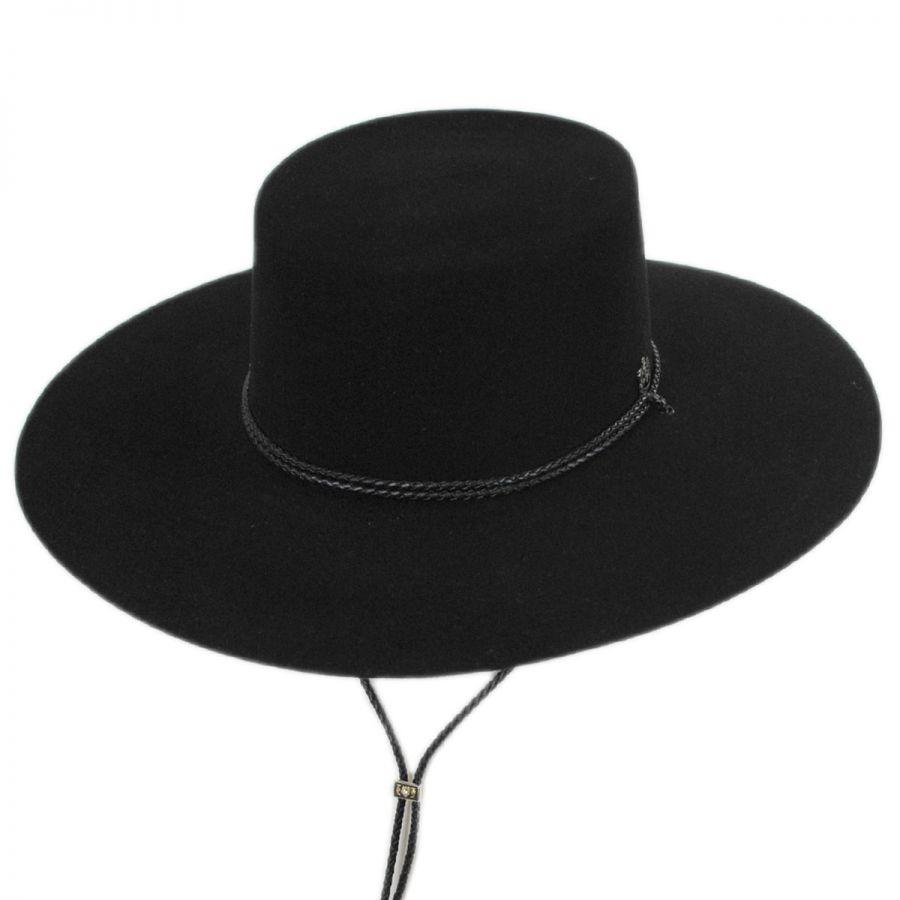 Biltmore Toledo Wool Felt Bolero Hat Fur Felt 23ce4a632cc