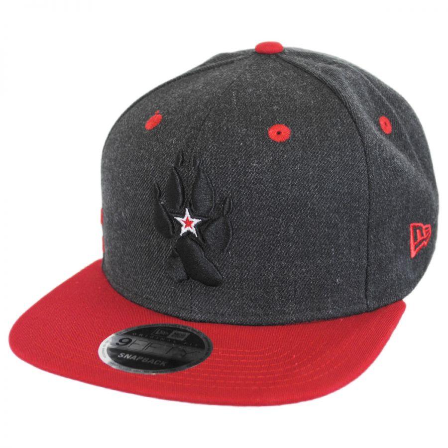 New Era Xolos Paw Print 9FIFTY Snapback Baseball Cap Snapback Hats 6af617ae1db