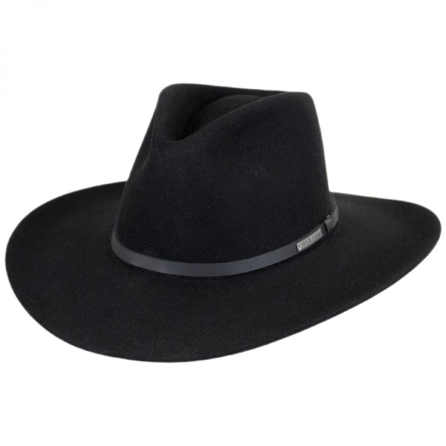 Resistol John Wayne Duke Fur Felt Western Hat Western Hats c2388b4da6c