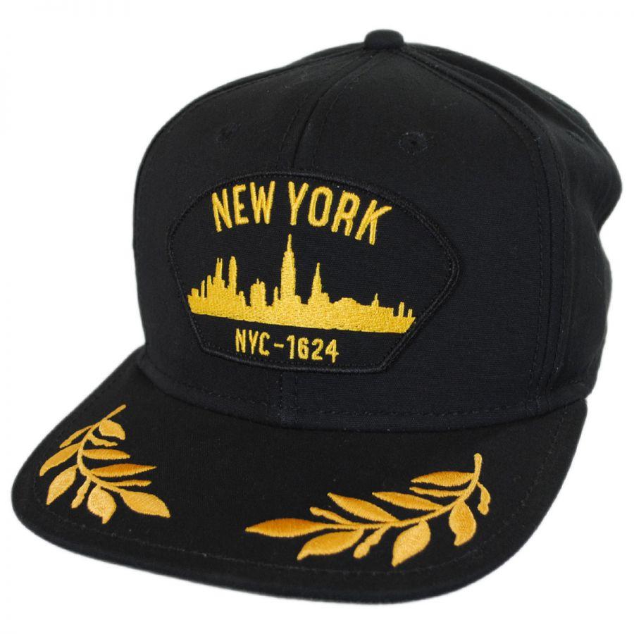 goorin bros new york snapback baseball cap snapback hats. Black Bedroom Furniture Sets. Home Design Ideas