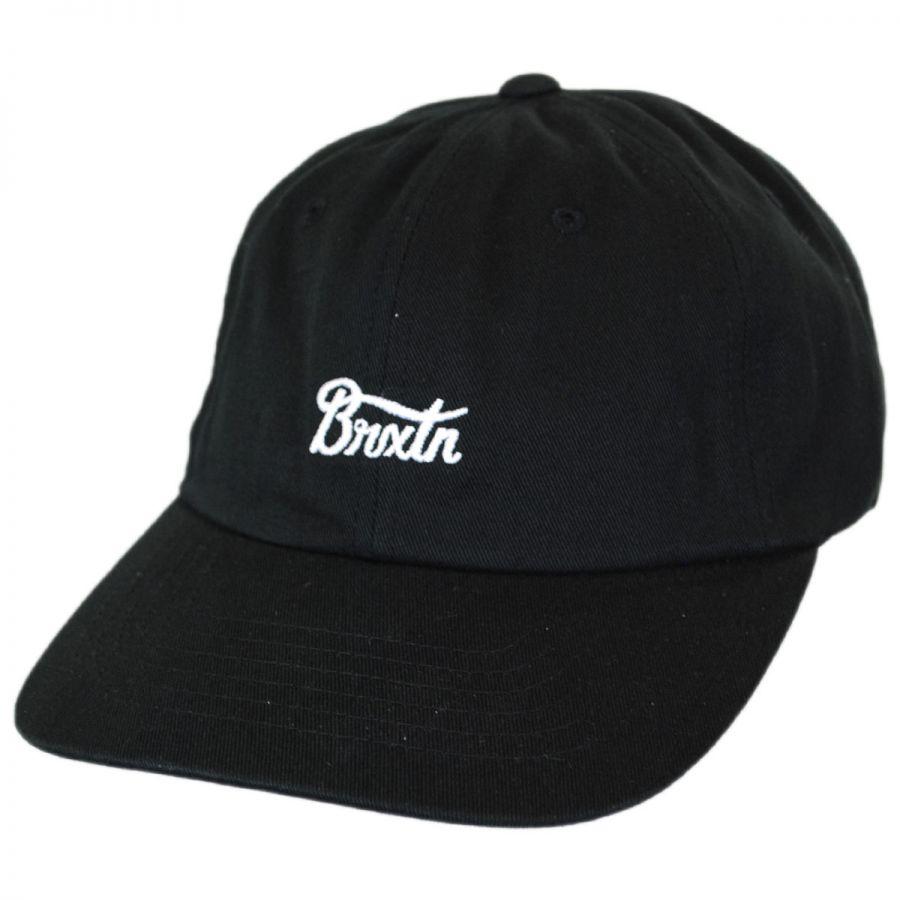Brixton Hats Potrero Cotton Strapback Baseball Cap Dad Hat All ... 4db1537fd9c