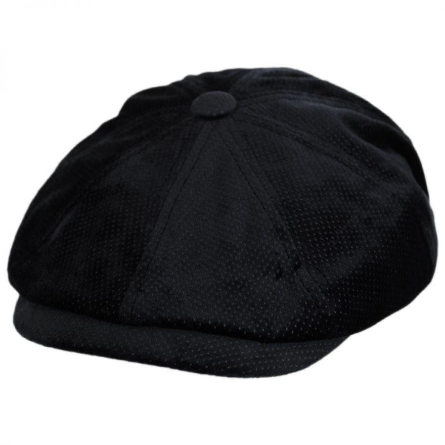 Bailey Wyman Velvet Newsboy Cap Newsboy Caps ccd0eab382e
