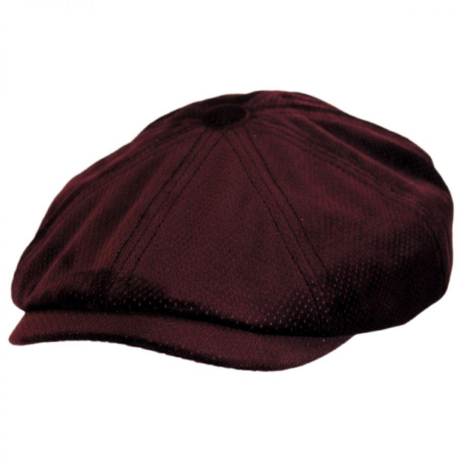97bc3478e94 Bailey Wyman Velvet Newsboy Cap Newsboy Caps