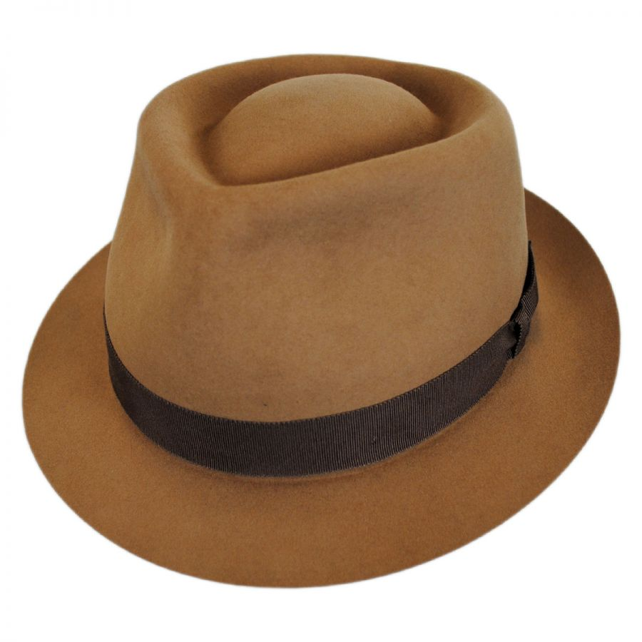 Duffy II Superior Fur Felt Trilby Fedora Hat alternate view 1 e24c976e543