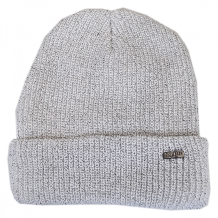 affff30d9af29 Reflective Knit Beanie Hat alternate view 3 · Reflective Knit Beanie Hat  in. EK Collection by New Era