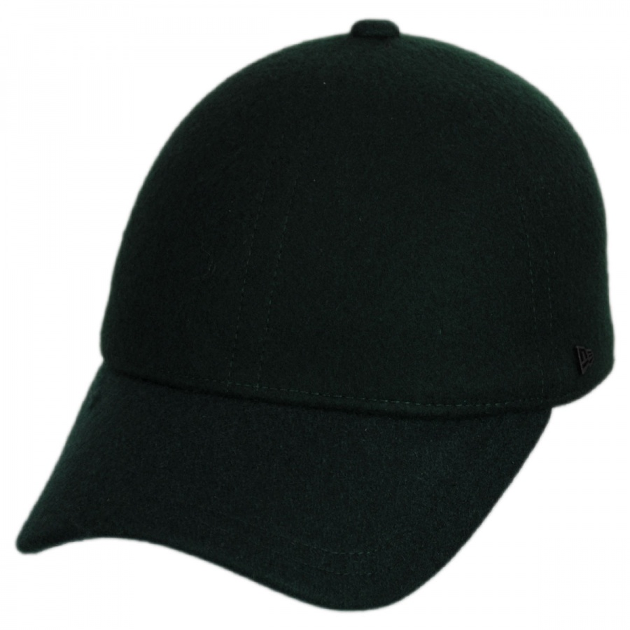 EK Collection by New Era Molded Wool Fitted Baseball Cap Fitted ... 72b80b1ed51