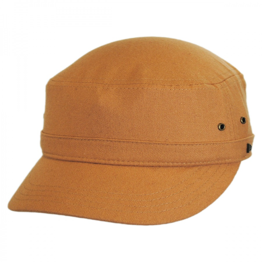 Essential Wool Blend Military Cadet Cap alternate view 16 · EK Collection  by New Era 39b5f7216e8