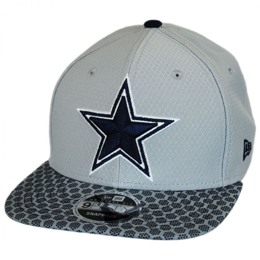 9eede75d Dallas Cowboys NFL Sideline 9FIFTY Snapback Baseball Cap alternate view 1