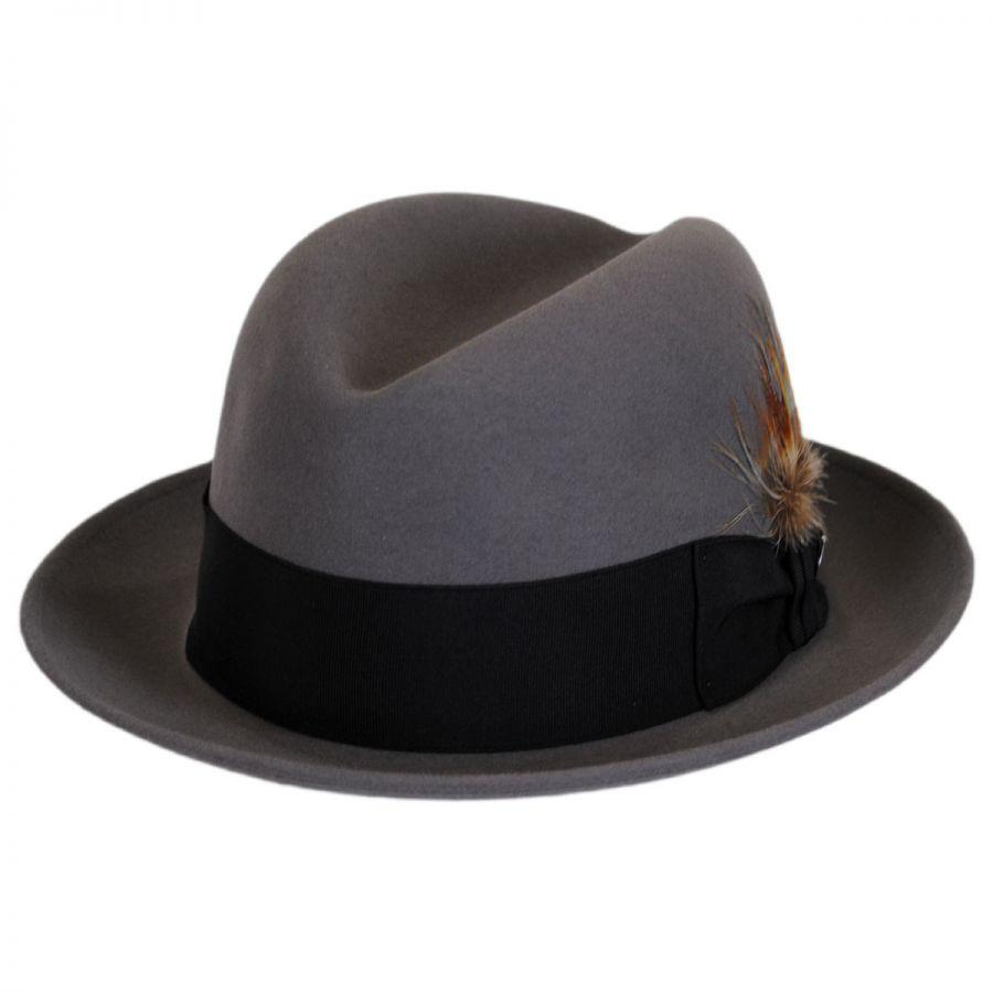744b5a07ad Selby Fur Felt Fedora Hat