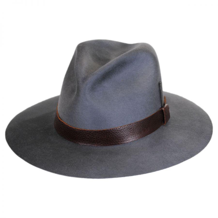 f75c5d2dc3acb Bailey Bankhead Wool Felt Fedora Hat All Fedoras