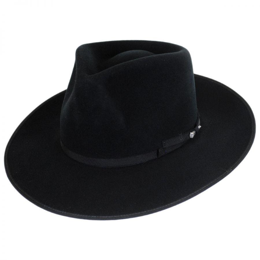 Bailey Colver Elite Wool Felt Fedora Hat All Fedoras dd22d80c1