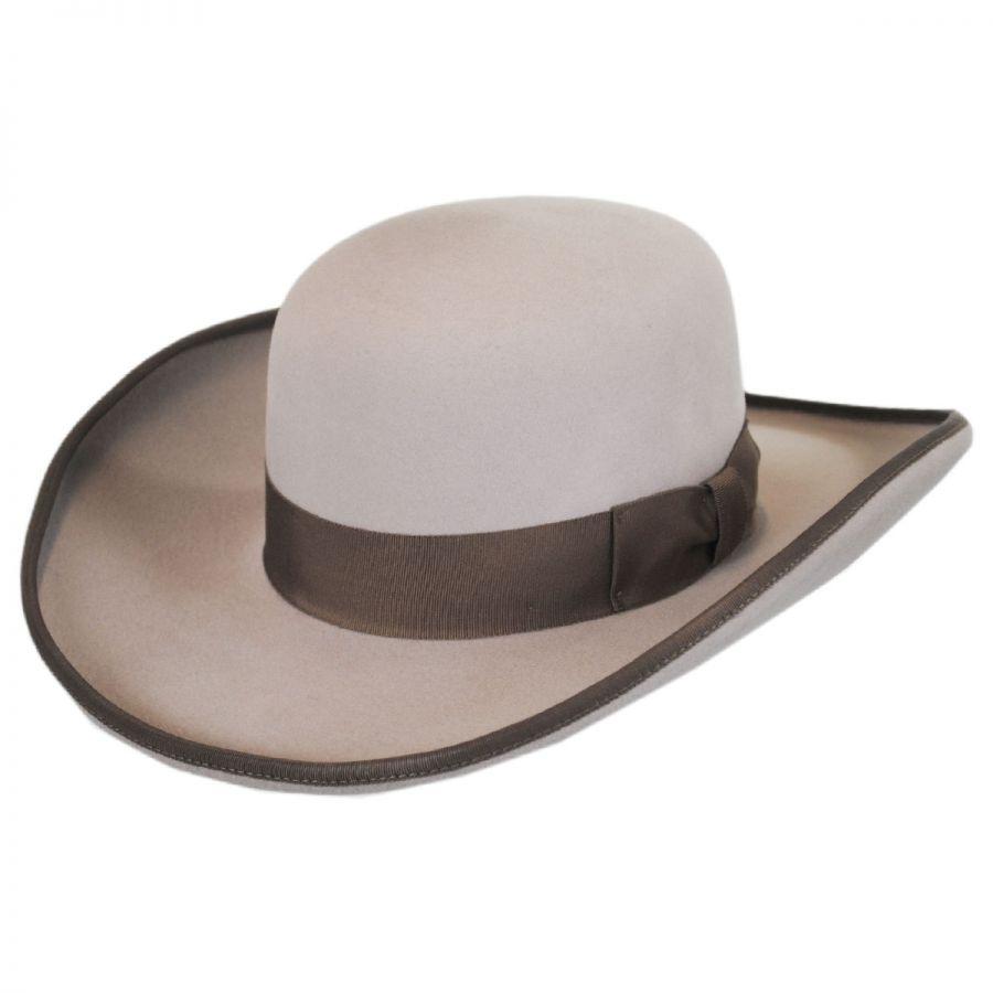 Renegade Commodore II Wool Felt Western Hat Western Hats 02d681a79a8e