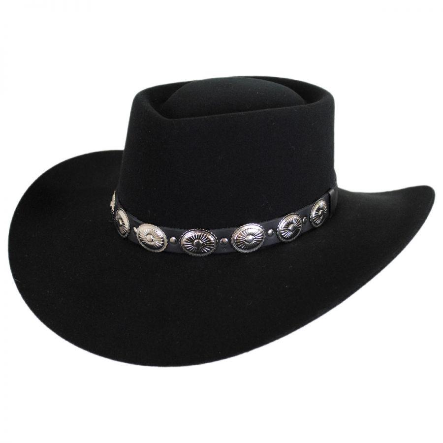 Renegade Ellsworth Wool Felt Western Hat Western Hats 0ecde49703a