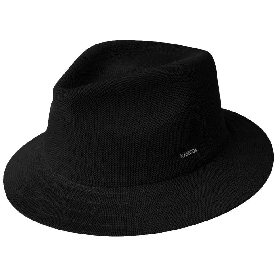 Kangol Baron Trilby Fedora Hat Stingy Brim   Trilby 144422bdae6
