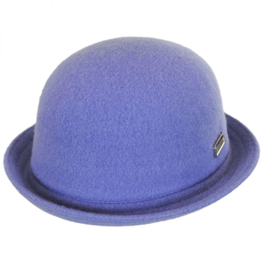 Kangol Wool Bombin Bowler Hat Derby   Bowler Hats 0f8c1dd5116