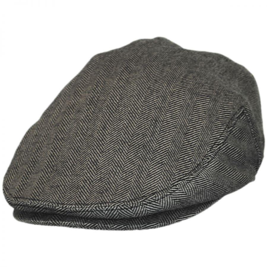 68509033e3a Jaxon Hats Herringbone Pure Wool Ivy Cap Ivy Caps