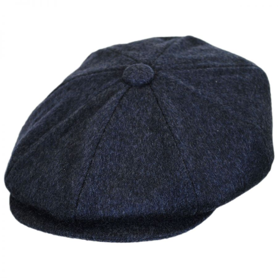 6da4a61e Baskerville Hat Company Cashmere and Wool Newsboy Cap Newsboy Caps