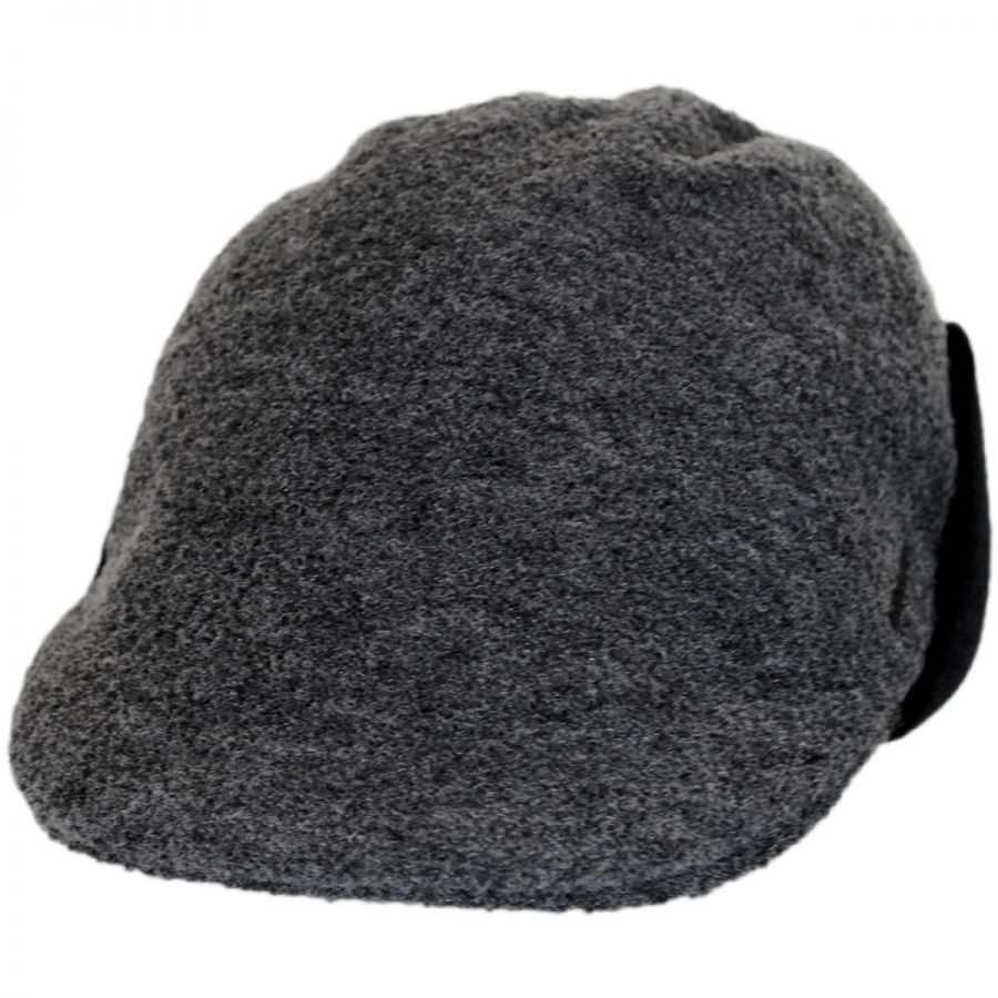 5e8fae8482d0 Earflap Wool 507 Ivy Cap alternate view 1