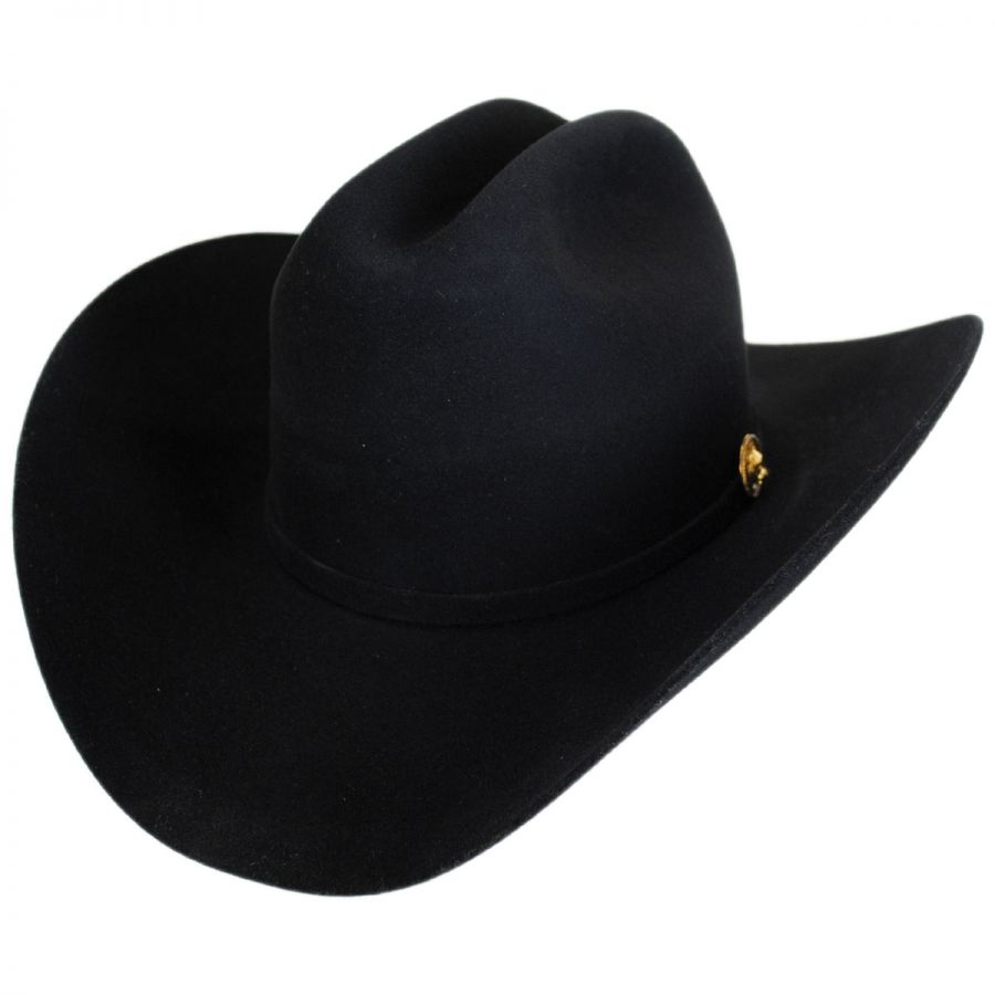 Norte 5X Fur Felt Cattleman Western Hat - Made to Order alternate view 1 dc3342762ed