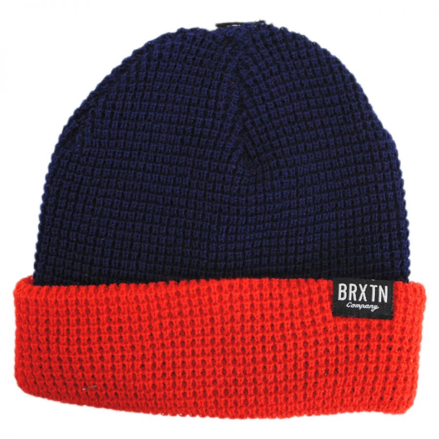 Brixton Hats Kids  Lil Damo Knit Beanie Hat Baby and Toddlers 1f4f596d444