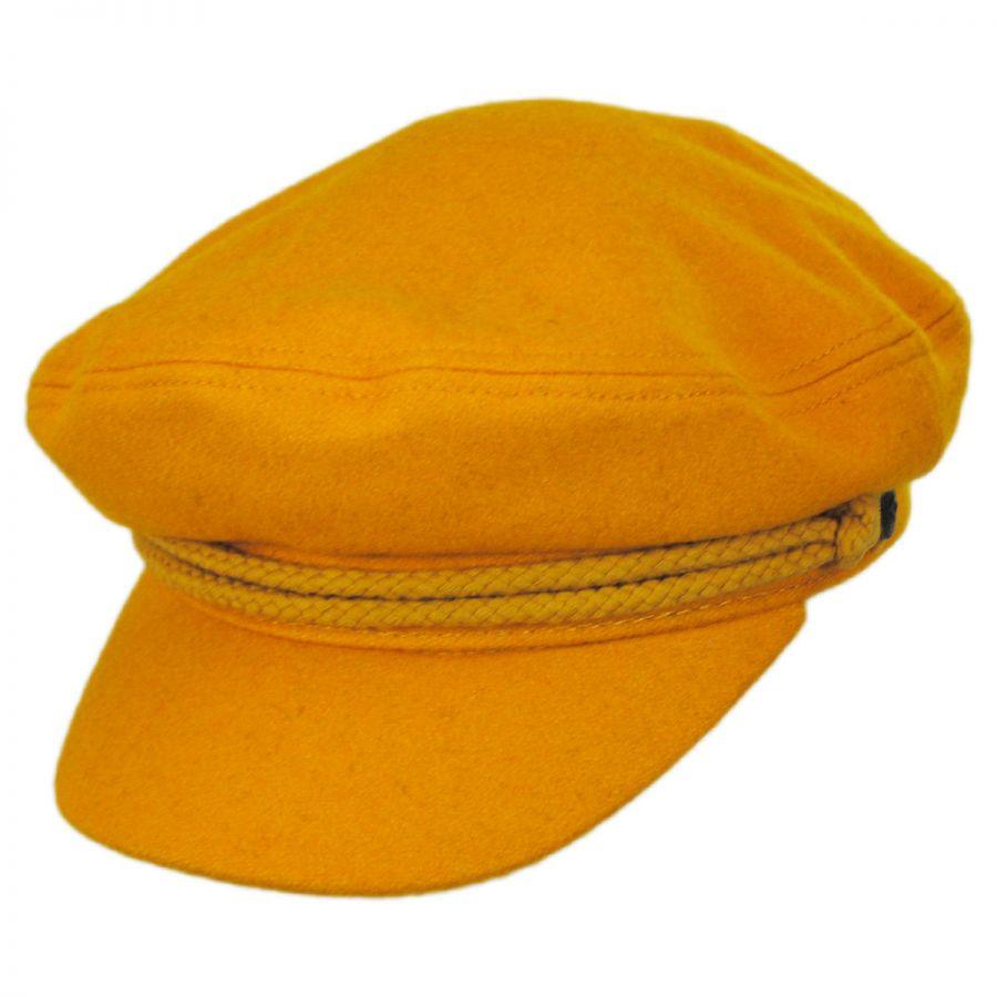 Brixton Hats Ashland Wool Blend Fiddler Cap Greek Fisherman Caps f9439ec5a