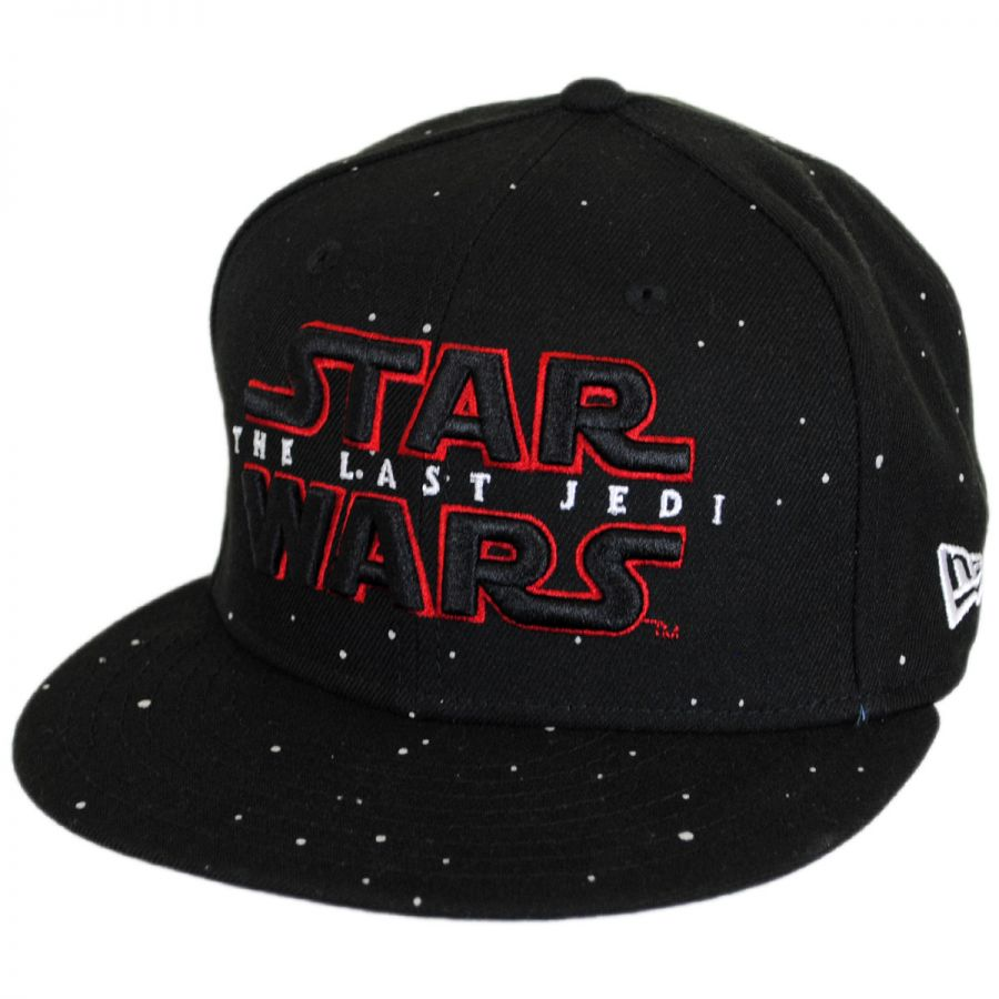 379184f1ea768 Star Wars The Last Jedi 9Fifty Snapback Baseball Cap alternate view 1