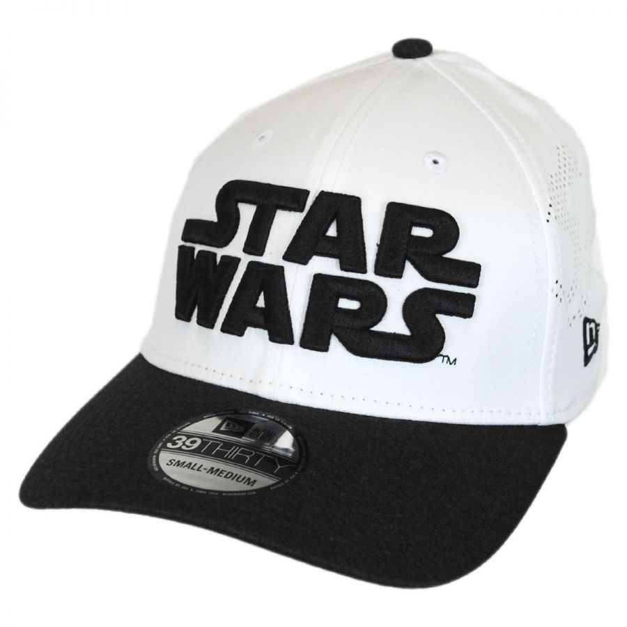 5c442e2a03ea9 New Era Star Wars Storm Trooper 39Thirty Fitted Baseball Cap ...