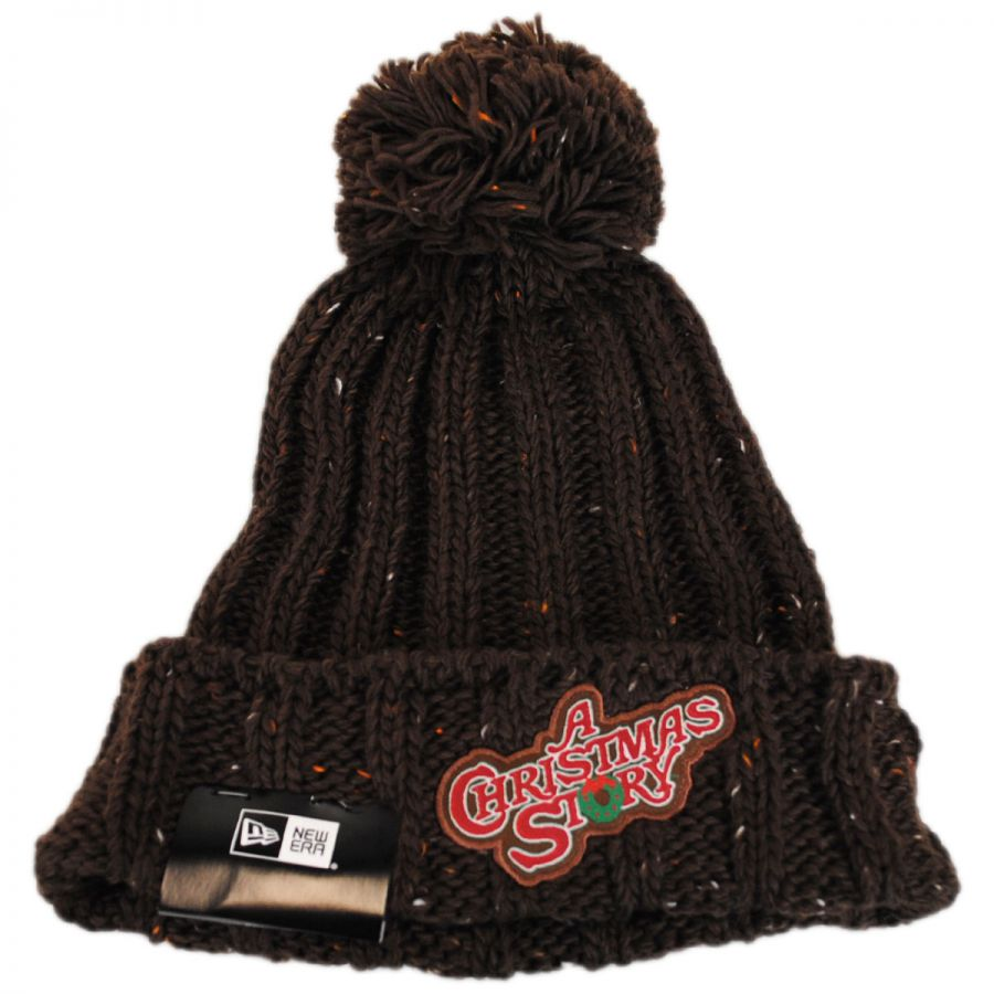 A Christmas Story Ralphie Knit Beanie Hat alternate view 1 ceeb7ce3856