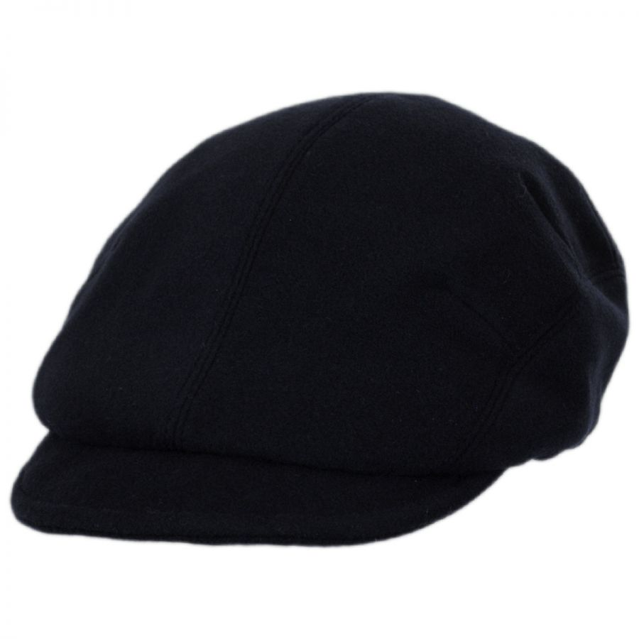 Stefeno Alvin Cashmere and Wool Ivy Cap Ivy Caps b3386c8ba73