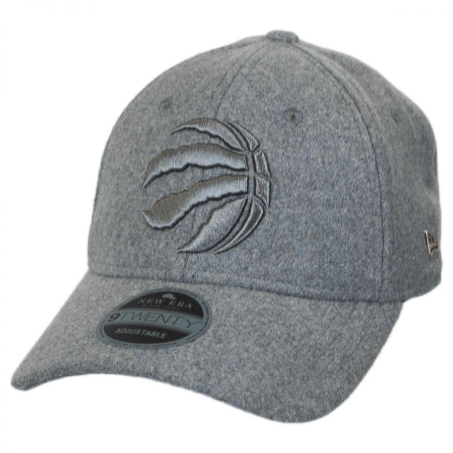Toronto Raptors NBA  Cashmere  9Twenty Strapback Baseball Cap Dad Hat  alternate view 1 34d59cbbc05
