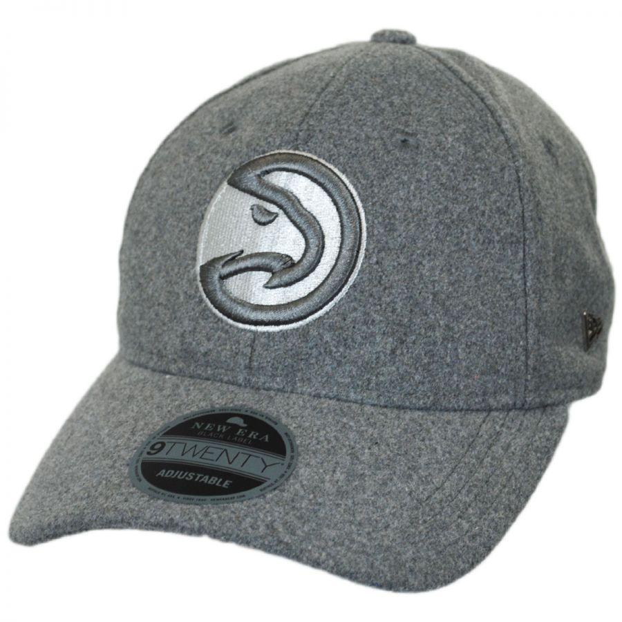 wholesale dealer dd21a a99d7 ... usa atlanta hawks nba cashmere 9twenty strapback baseball cap dad hat  alternate view 1 7d42c 5a653