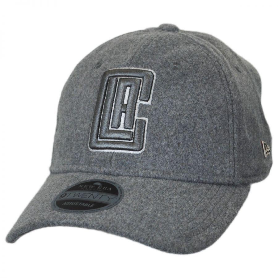 Los Angeles Clippers NBA  Cashmere  9Twenty Strapback Baseball Cap Dad Hat  alternate view 1 651dac76471