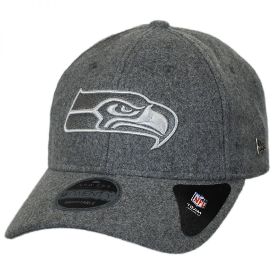 Seattle Seahawks NFL  Cashmere  9Twenty Strapback Baseball Cap Dad Hat  alternate view 1 3746098a0