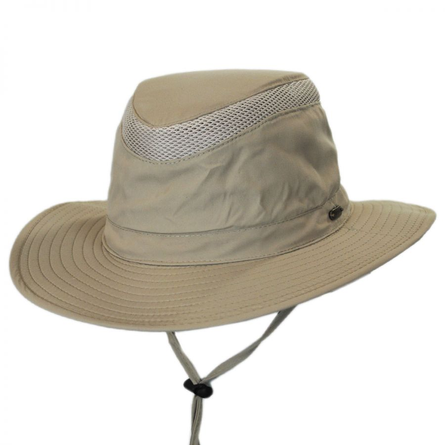 2776b365416 Stetson NFZ Sun Shield Safari Fedora Hat Sun Protection