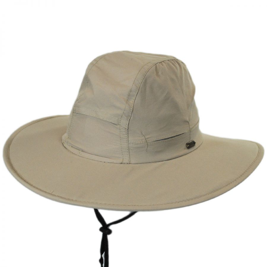 8494ad8ee98 Stetson NFZ Big Brim Boonie Hat Sun Protection