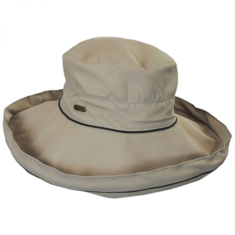 Stetson NFZ Crushable Sun Hat Sun Protection f5f3849e322