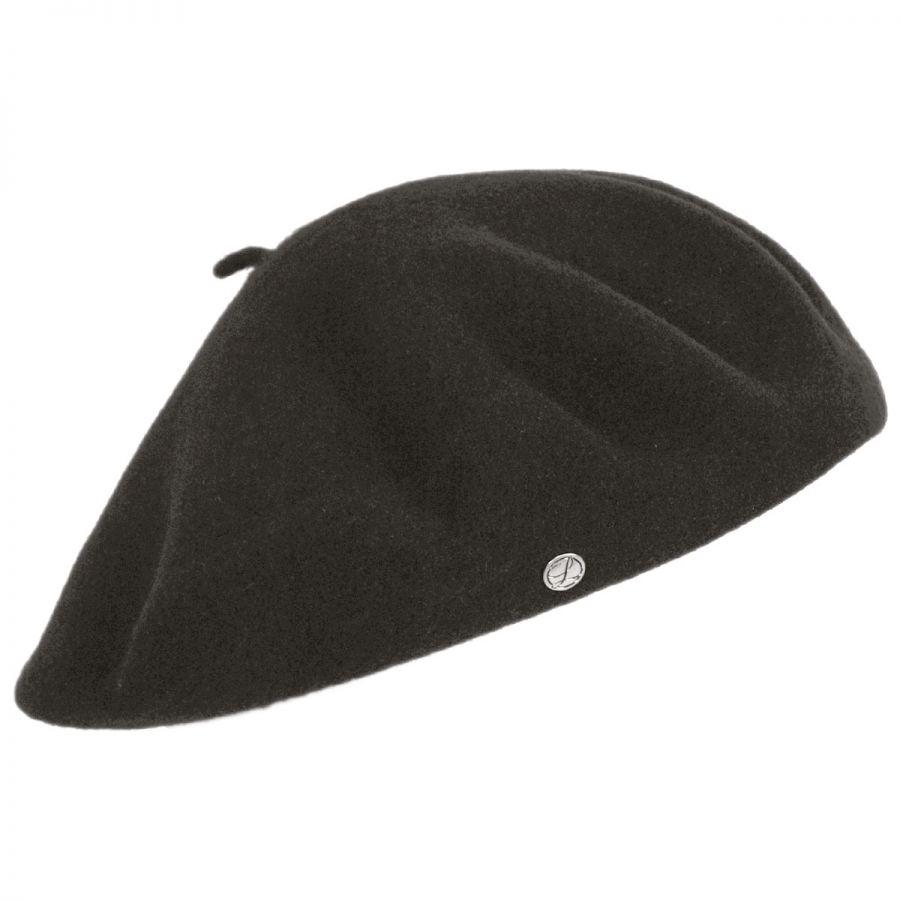 Laulhere Authentique Classic Wool Beret Berets 895bb05fef8