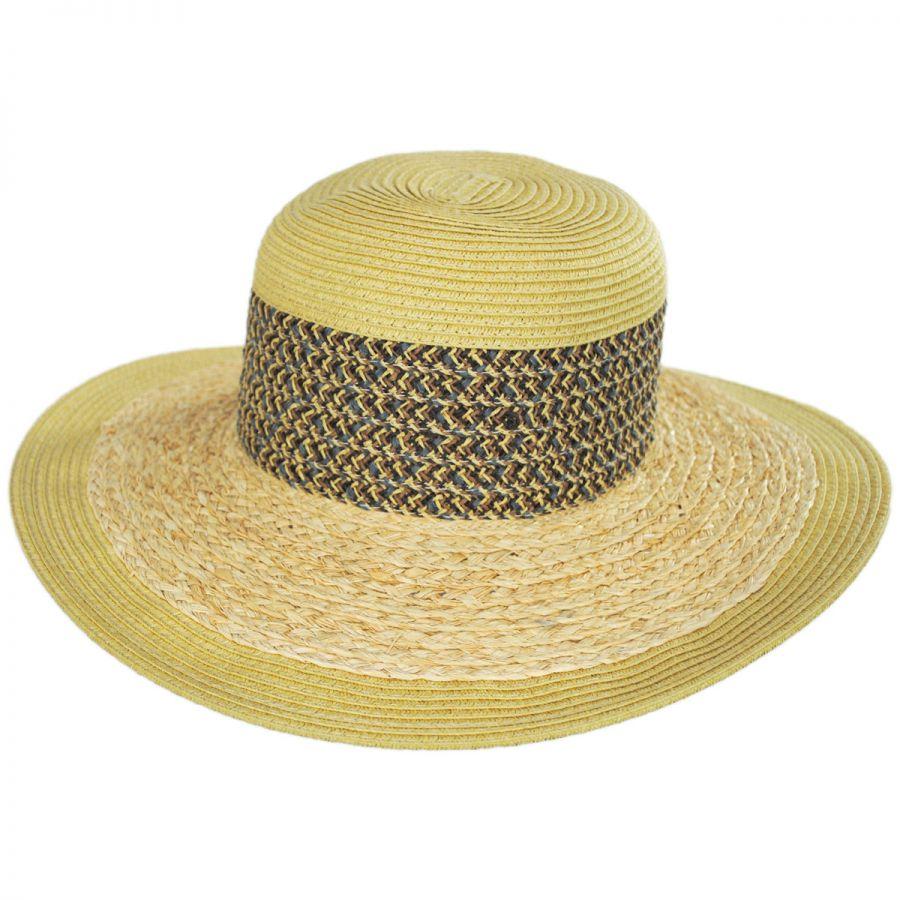 6b813d8479b97 Callanan Hats Color Block Swinger Hat Sun Hats
