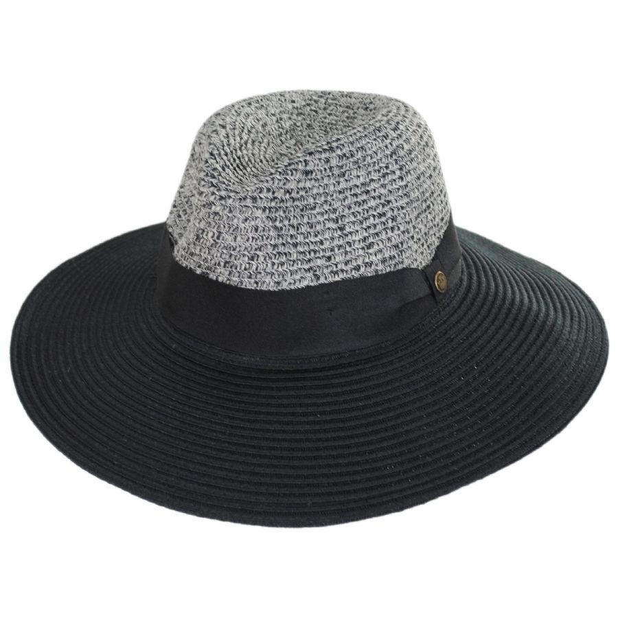 Goorin Bros Mamacita Straw Wide Brim Fedora Hat Fedoras cc5b8f8dc52