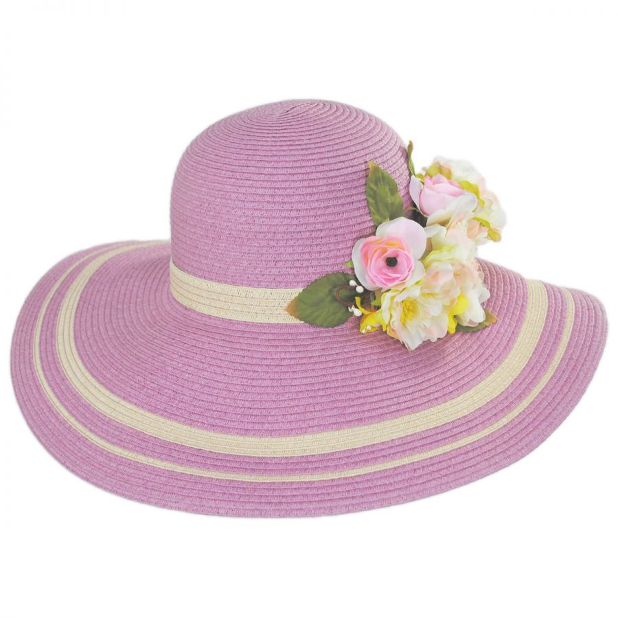 Something Special Garden Toyo Straw Swinger Hat Dress Hats a0039ce1f5