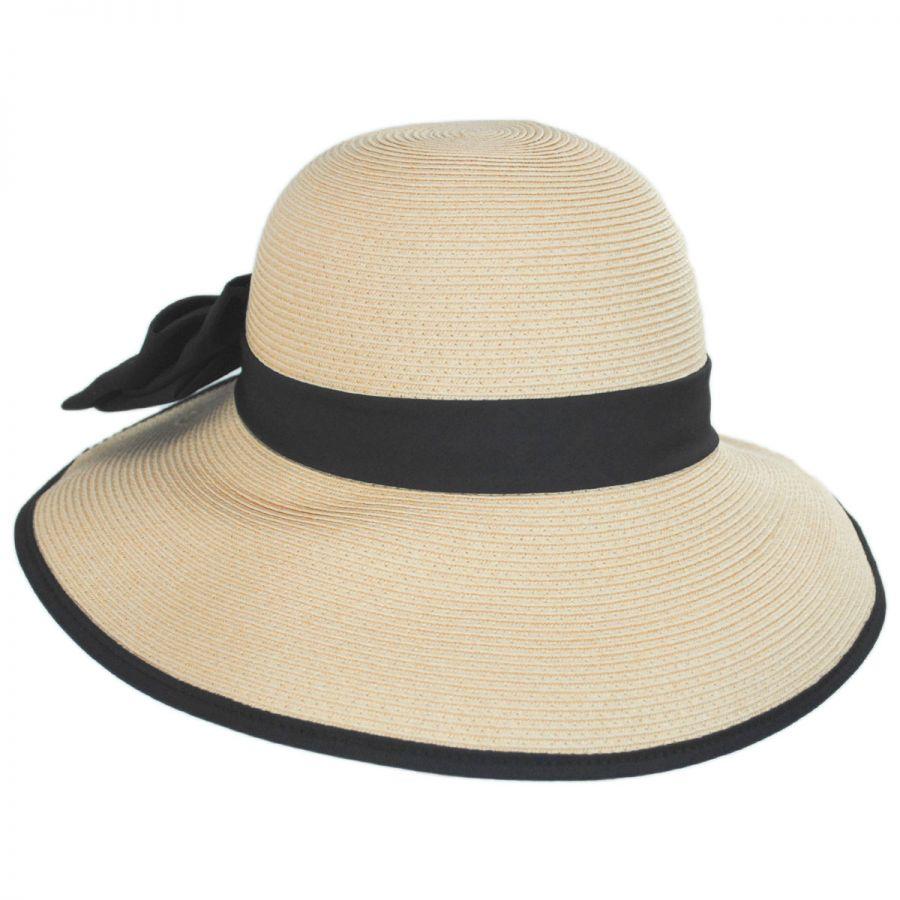ca6fe692a Hamptons Toyo Straw Sun Hat