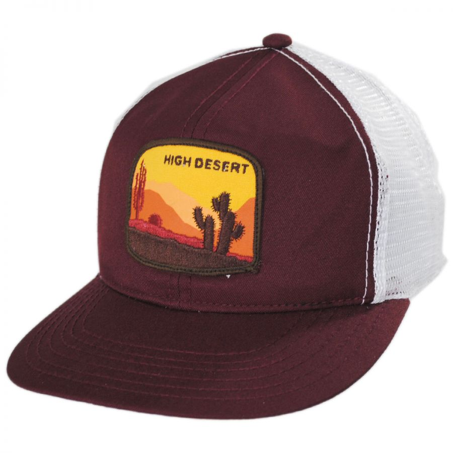 Goorin Bros High Desert Mesh Trucker Snapback Baseball Cap Snapback Hats 4b59394069d