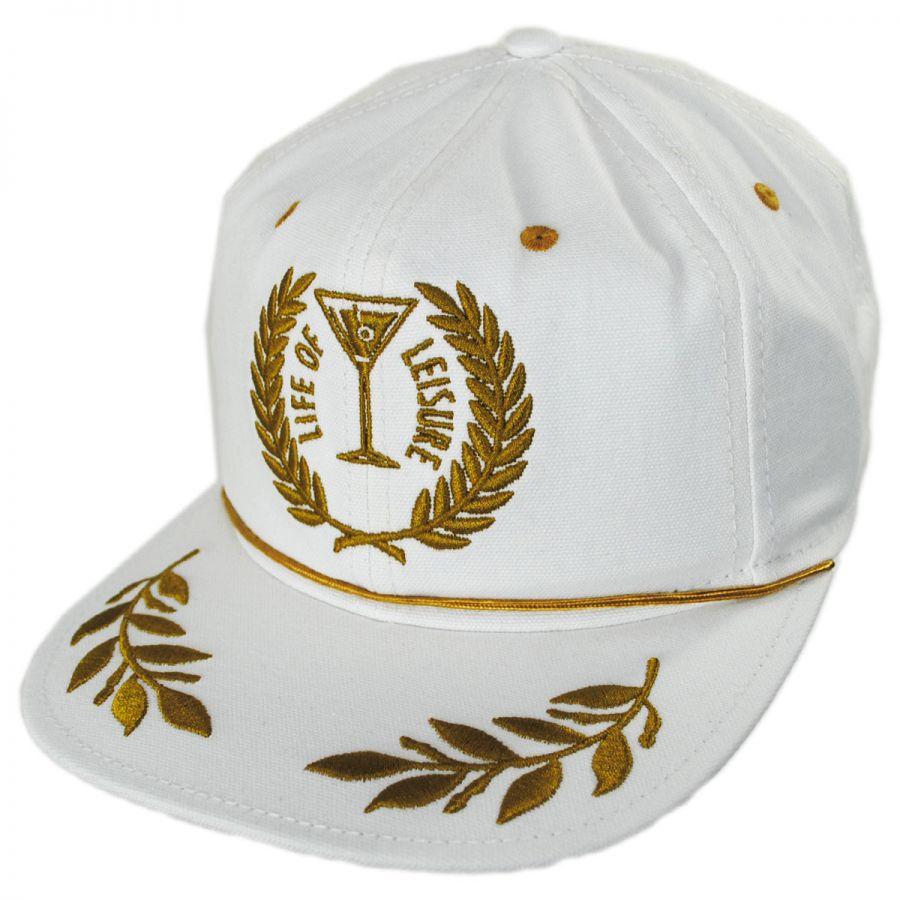 ac1ff605f36 Goorin Bros Leisure Mesh Trucker Snapback Baseball Cap Snapback Hats