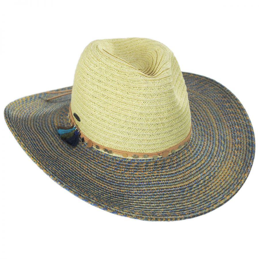 0ff5f8eb6 Horizon Toyo Straw Fedora Hat