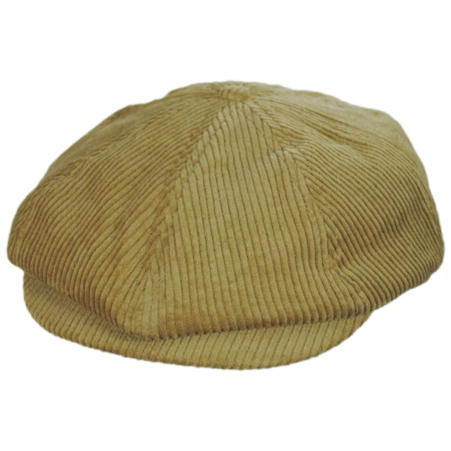Brixton Hats Brood Classic Corduroy Newsboy Cap Newsboy Caps 3cfcab4ee