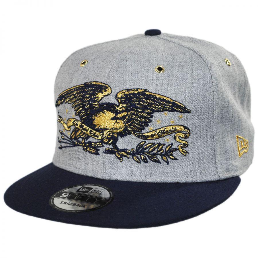 New Era USA Top Honor 9Fifty Snapback Baseball Cap Snapback Hats a2e32ec06e6