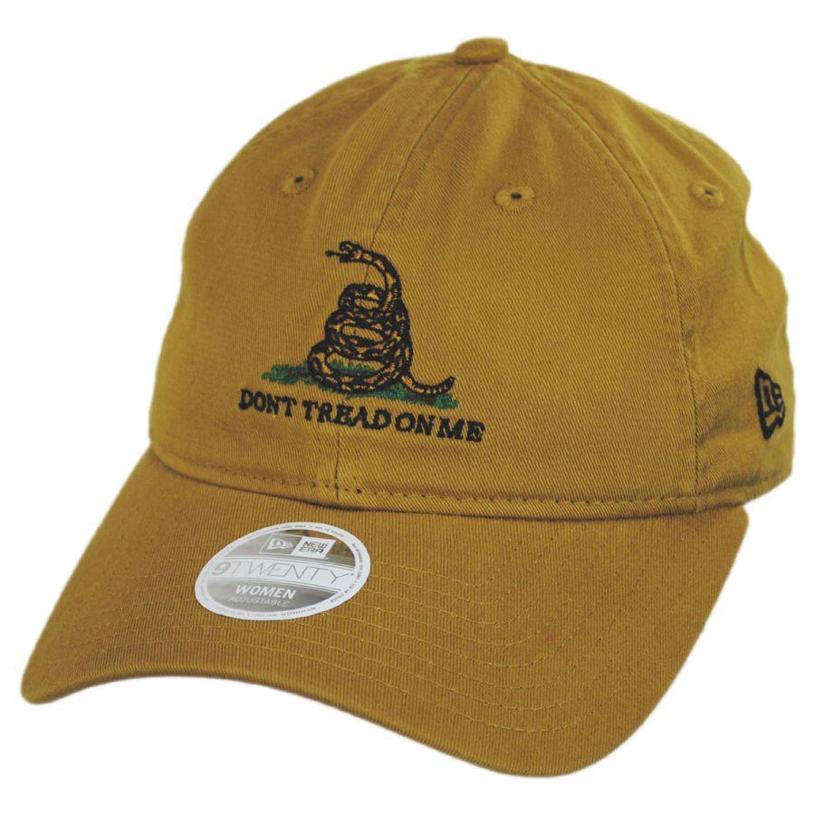 Don t Tread On Me 9Twenty Strapback Baseball Cap Dad Hat alternate view 1 a9a1aa89f1d